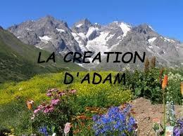 Creation d adam