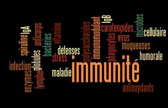 Immunite spiruline